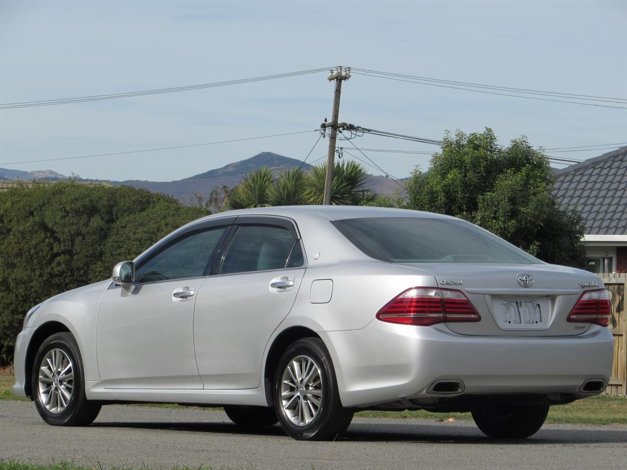 2011 Toyota Crown only $63 weekly