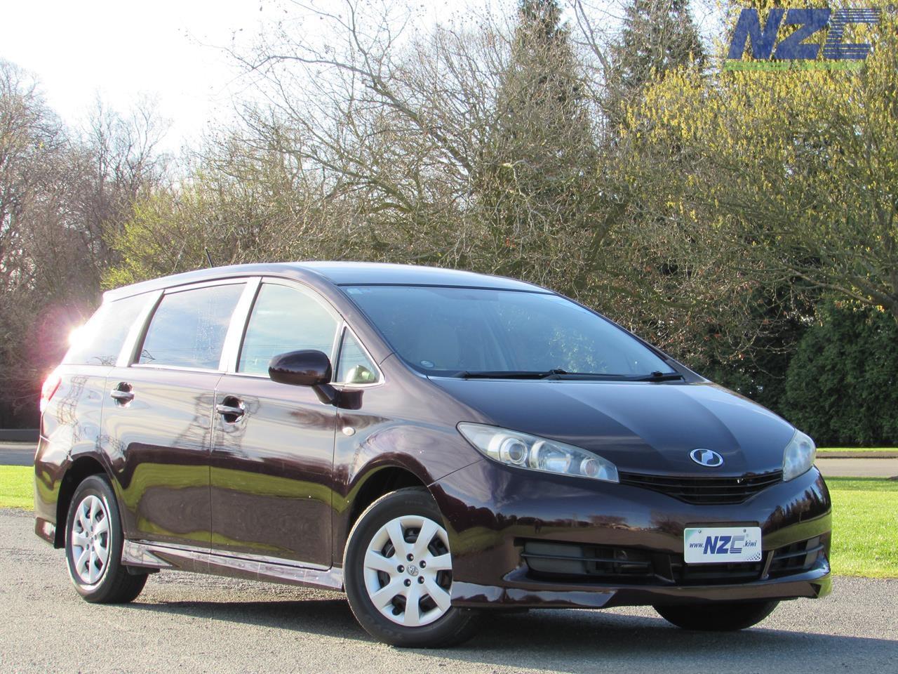 2012 Toyota Wish