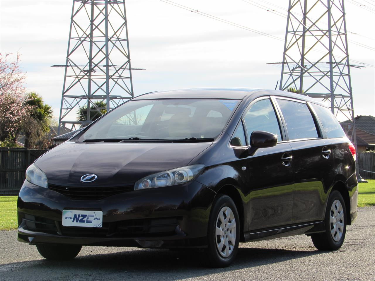 2012 Toyota Wish | only $45 weekly