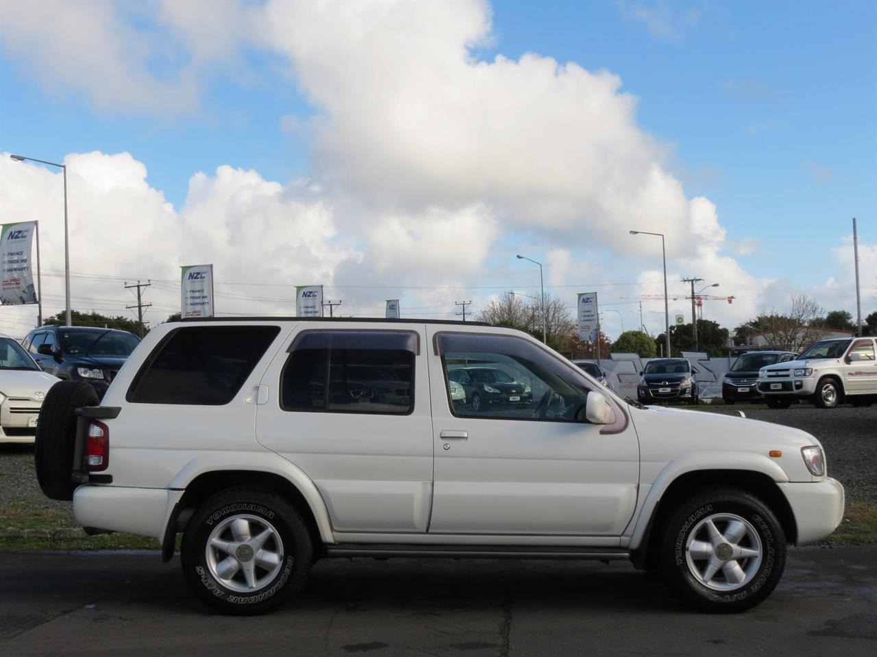 1999 Nissan Terrano only $48 weekly