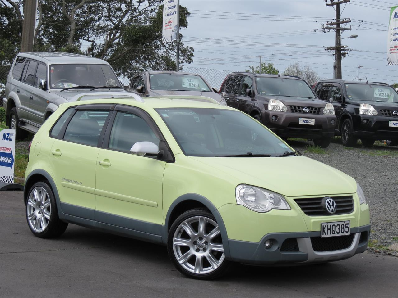 2007 Volkswagen CROSS POLO