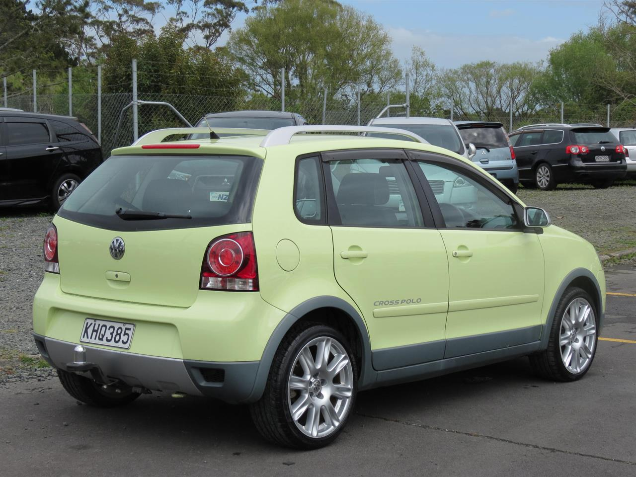 2007 Volkswagen CROSS POLO | only $24 weekly