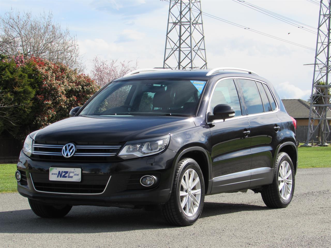 2015 Volkswagen TIGUAN | only $89 weekly