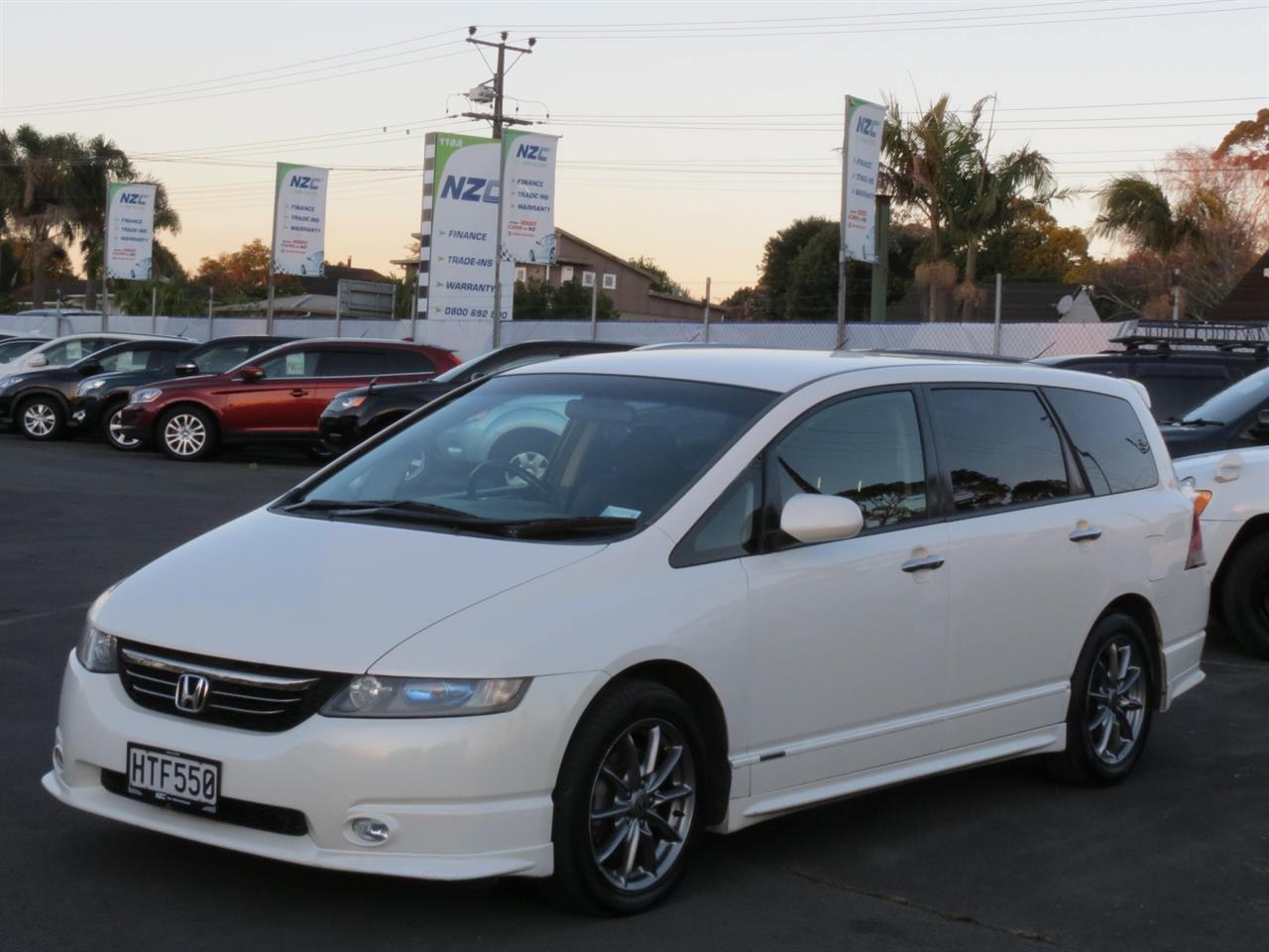 2005 Honda Odyssey only $18 weekly