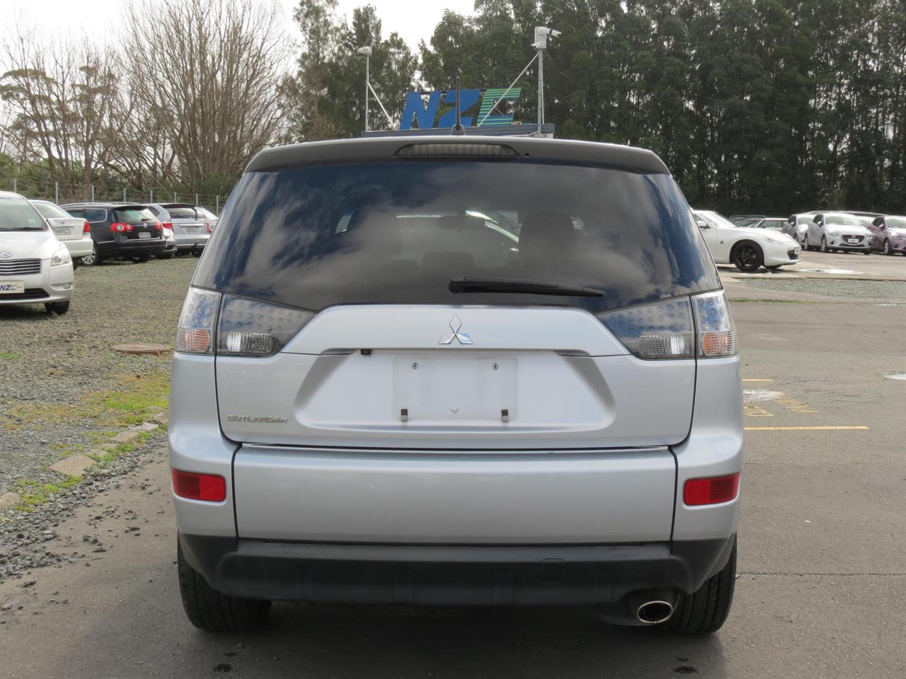2008 Mitsubishi Outlander | only $38 weekly