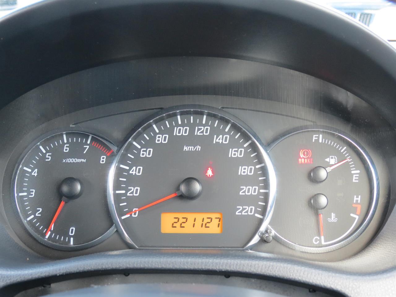 2008 Suzuki Swift only $21 weekly