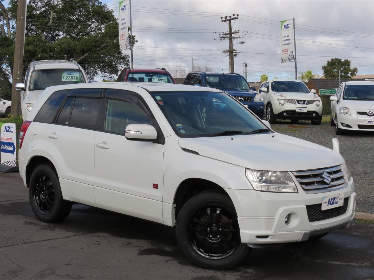 2009 Suzuki Escudo