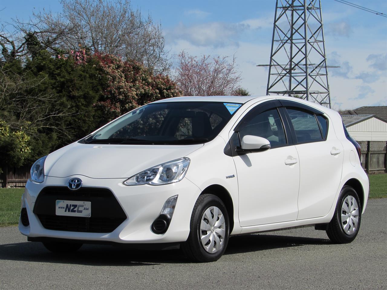 2015 Toyota Aqua | only $51 weekly