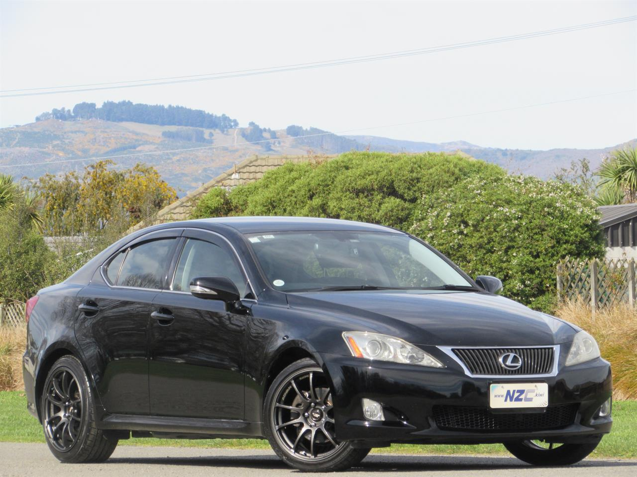 2008 Lexus IS 250 only $59 weekly