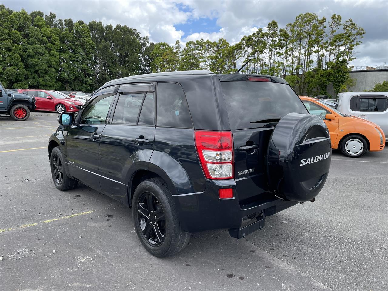 2009 Suzuki Escudo only $50 weekly