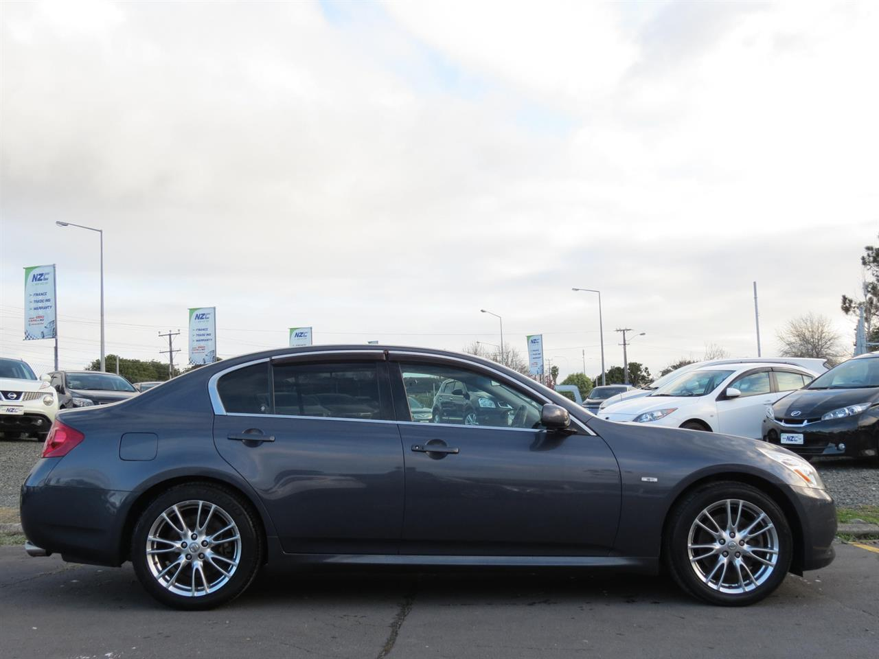 2008 Nissan Skyline | only $40 weekly