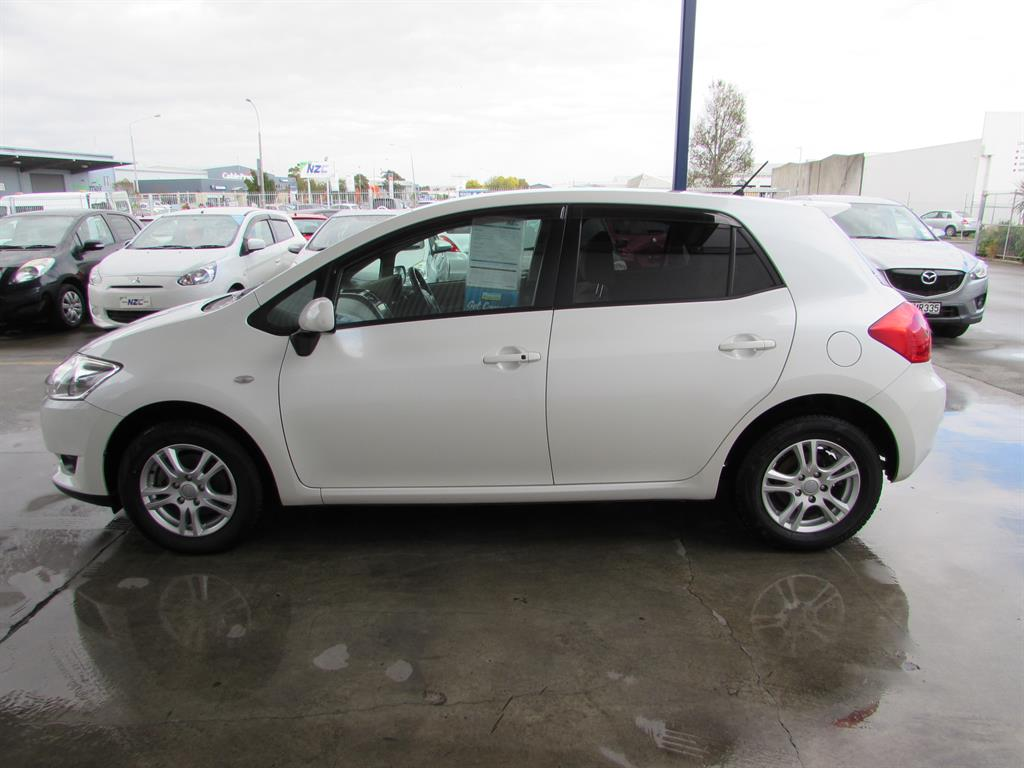 2009 Toyota AURIS | only $42 weekly