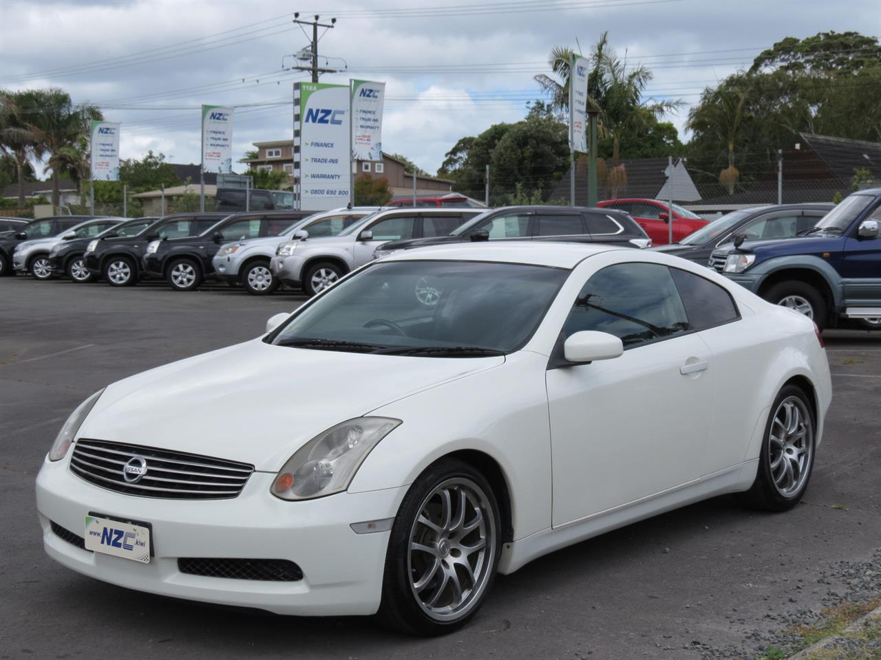 2005 Nissan Skyline | only $45 weekly