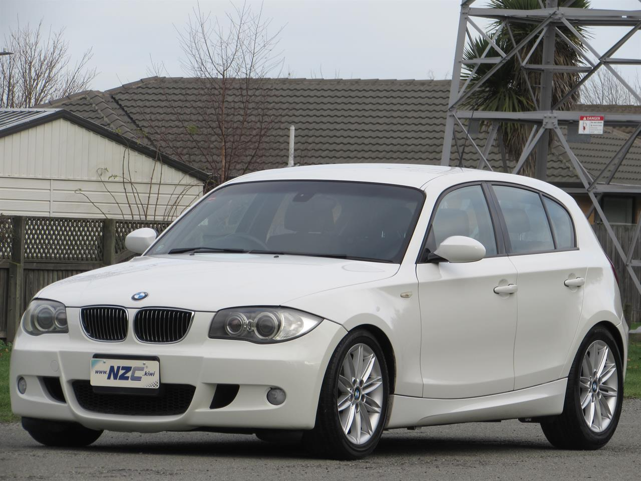 2007 BMW 116i only $51 weekly