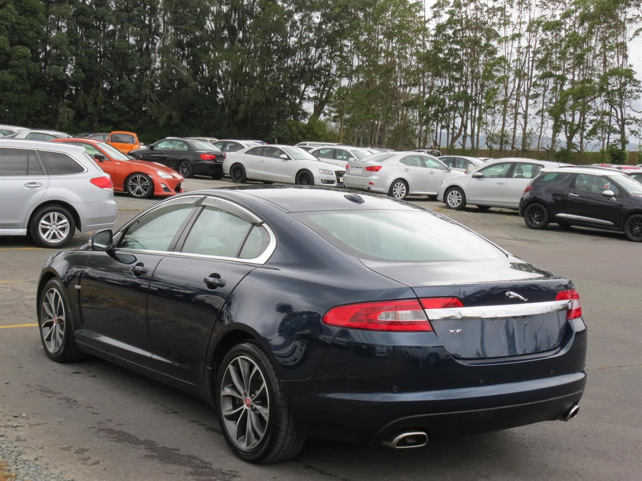 2010 Jaguar XF only $57 weekly