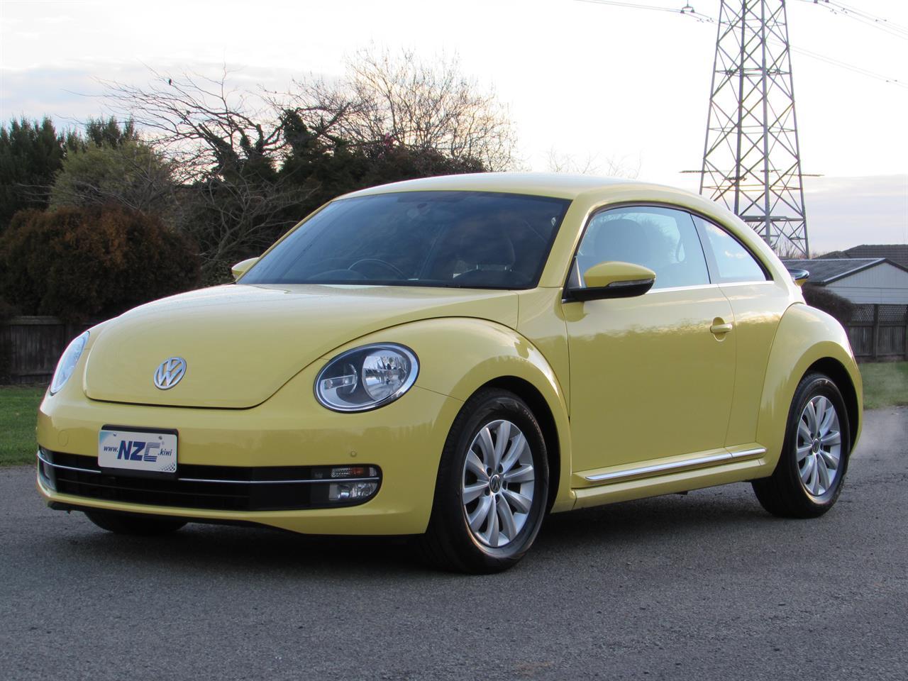 2013 Volkswagen Beetle   only $76 weekly