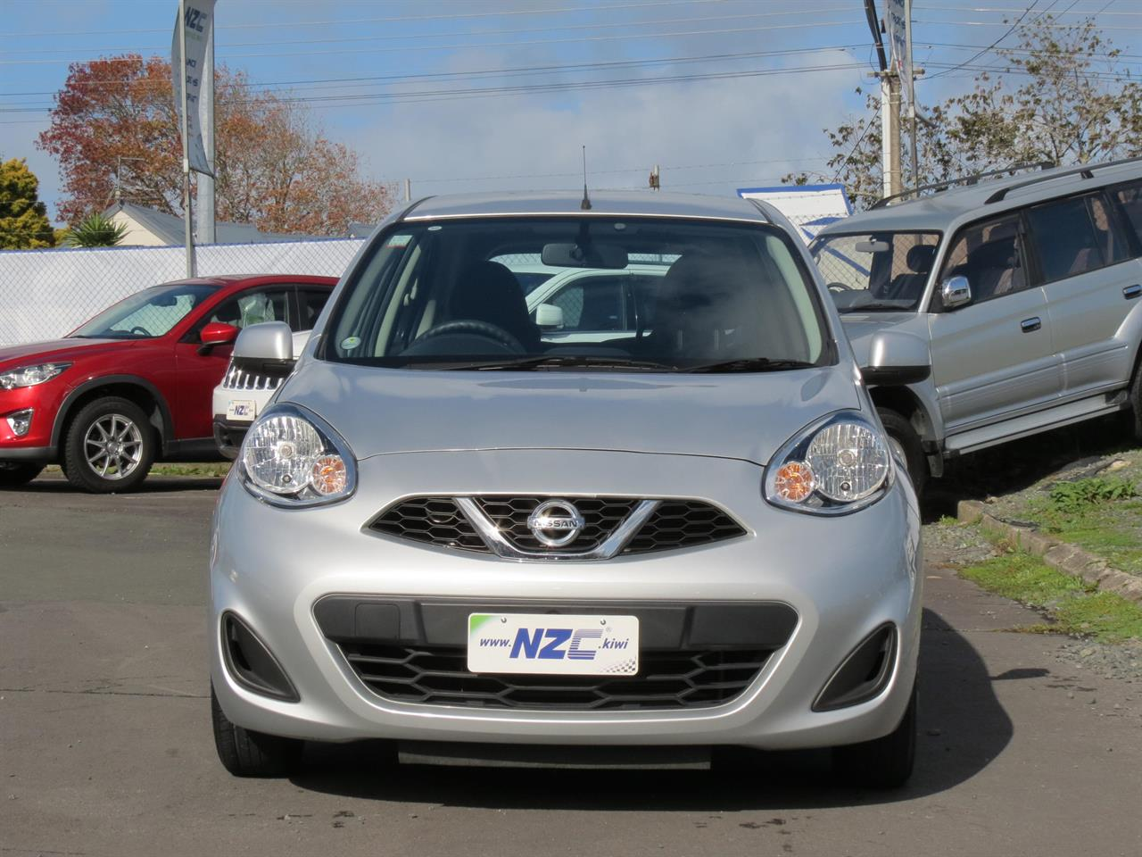 2017 Nissan March only $37 weekly