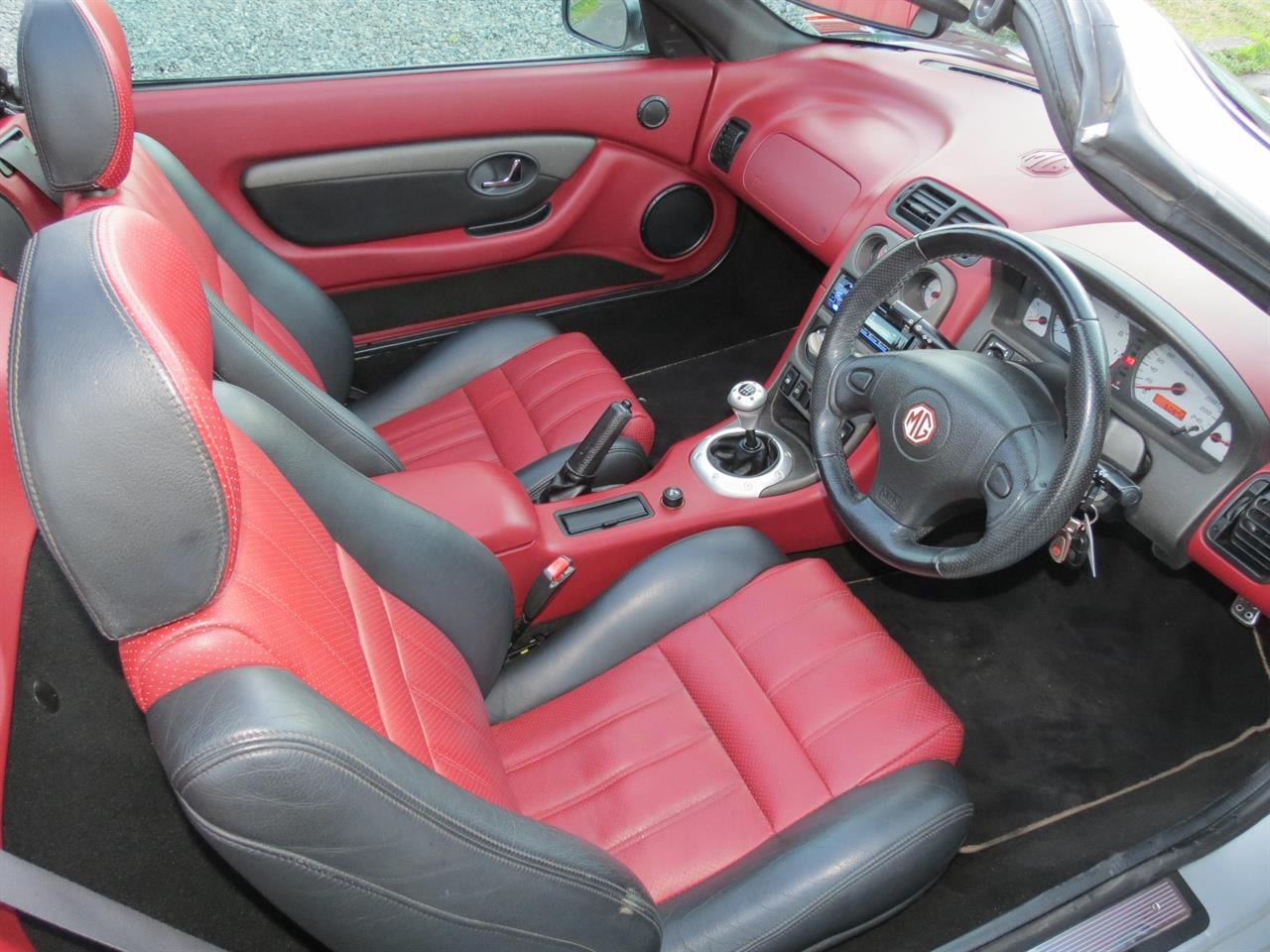 2004 MG MGF only $40 weekly