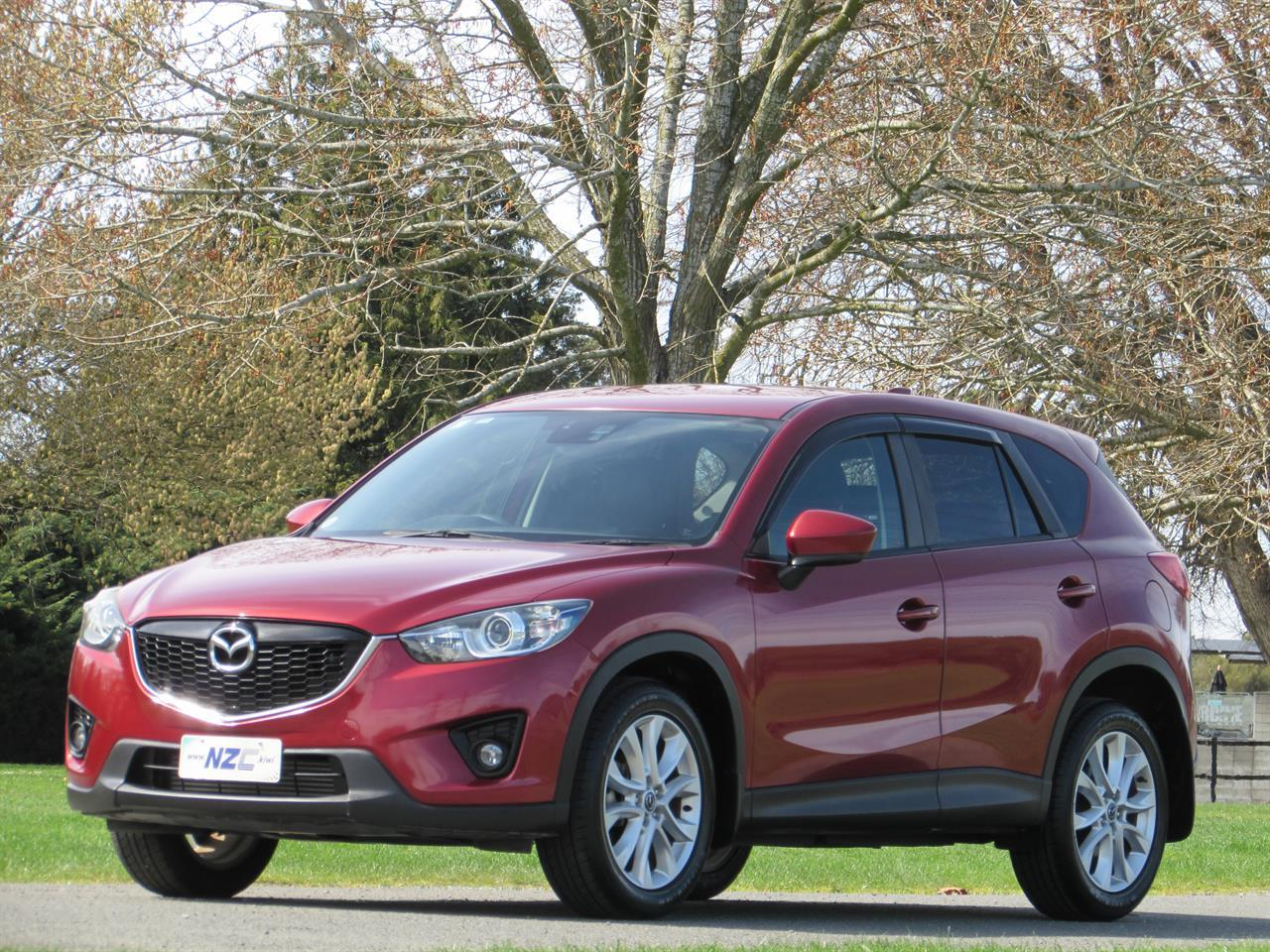 2012 Mazda CX-5 only $93 weekly