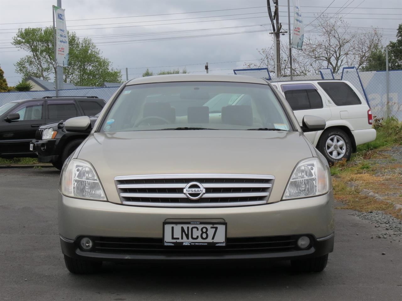 2005 Nissan Teana only $21 weekly