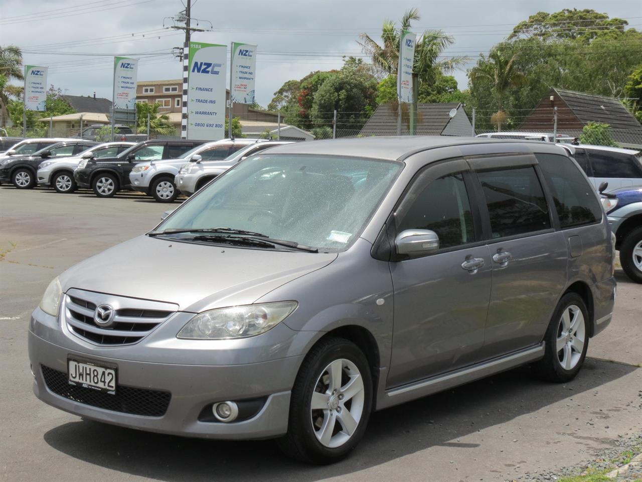 2005 Mazda MPV   only $14 weekly