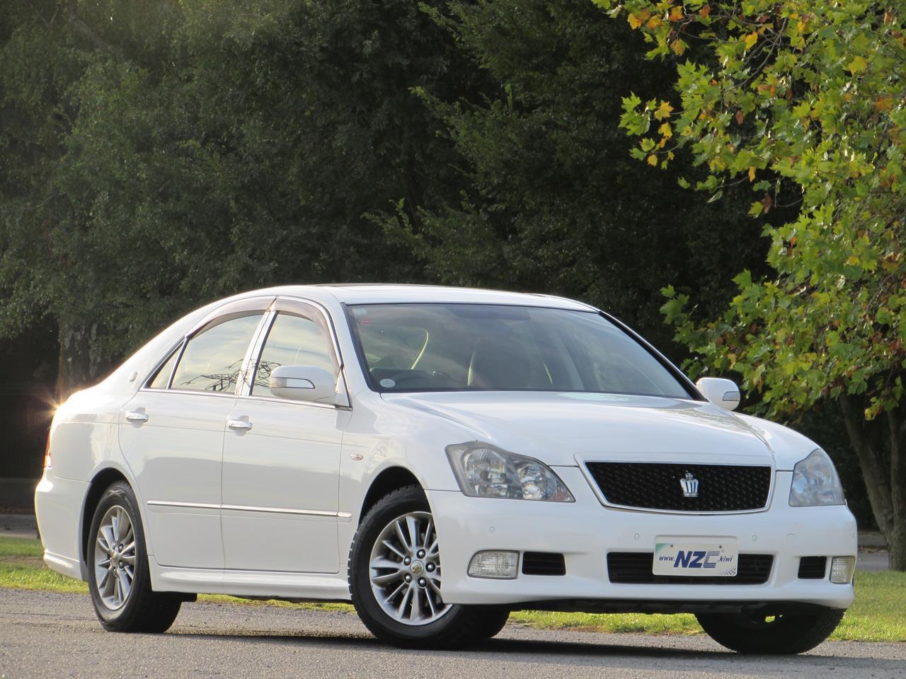2008 Toyota Crown