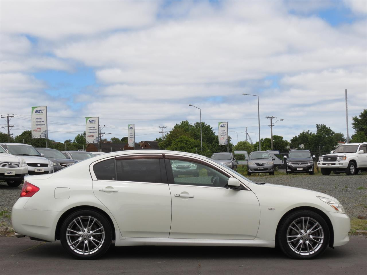 2008 Nissan Skyline | only $39 weekly