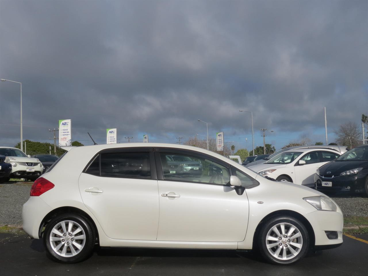 2009 Toyota Auris | only $37 weekly