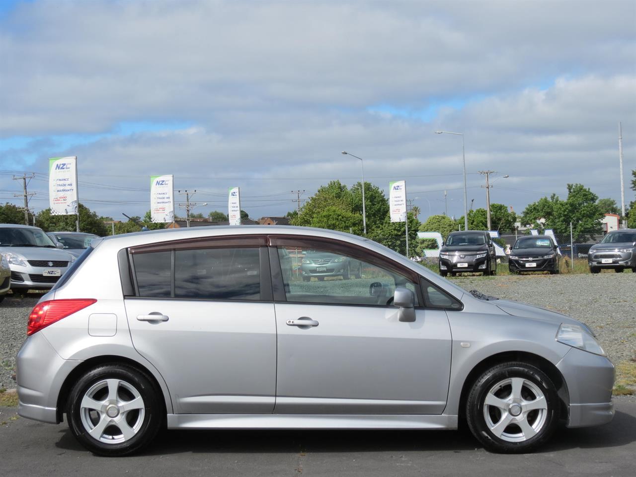 2005 Nissan Tiida | only $13 weekly