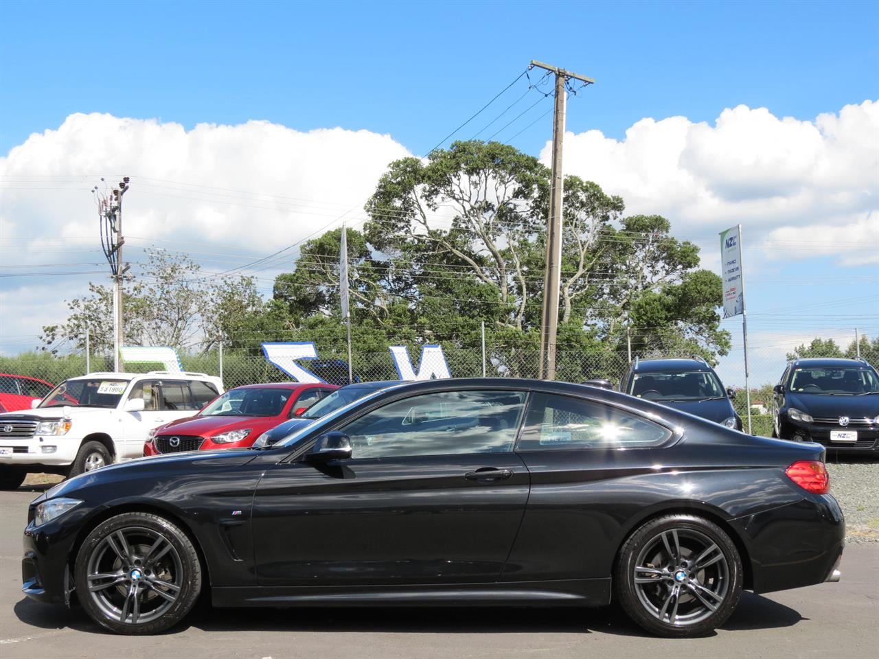 2015 BMW 420i only $92 weekly