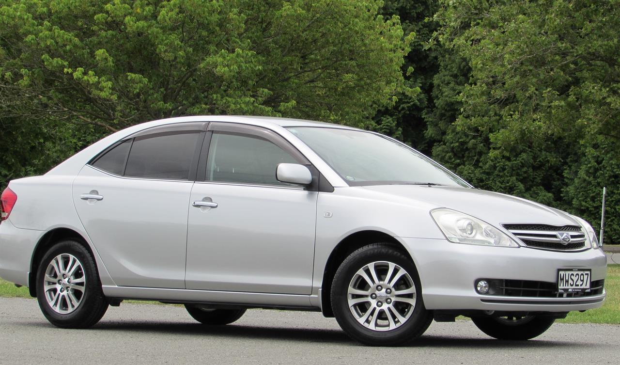2007 Toyota ALLION