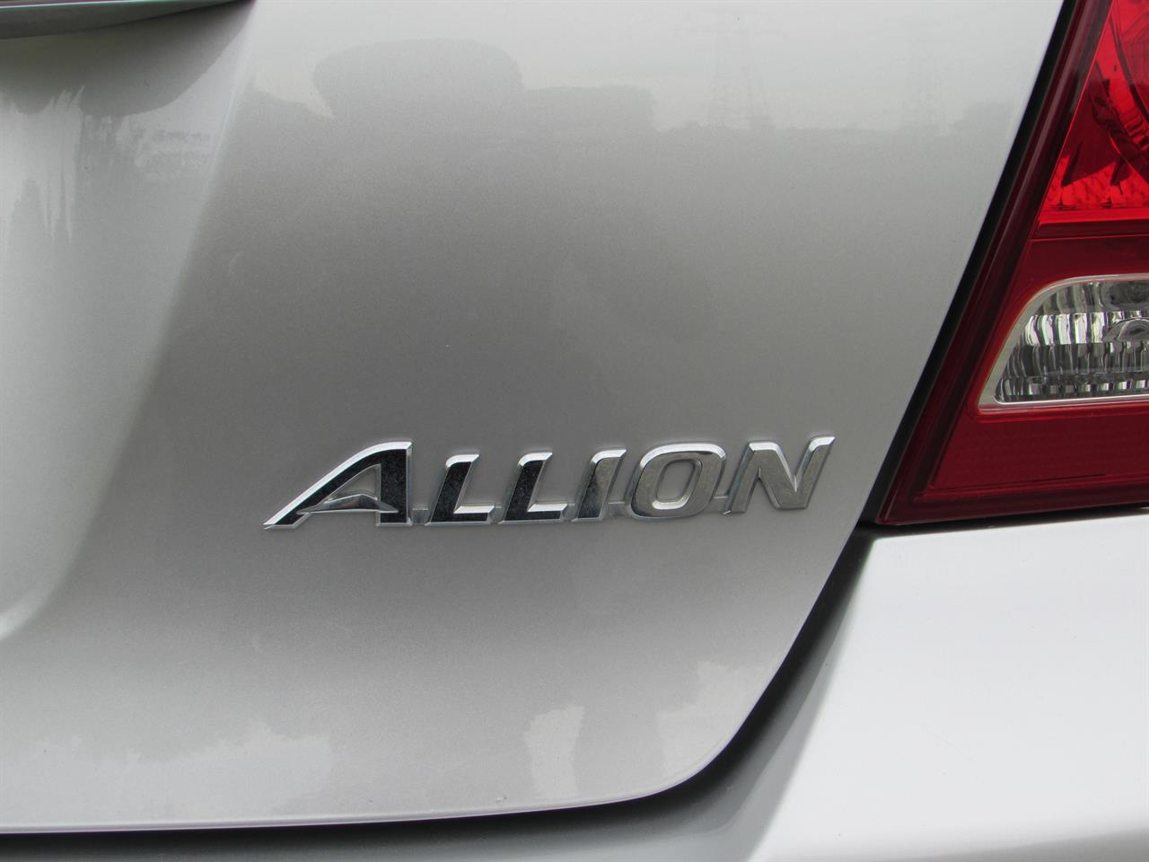 2007 Toyota ALLION | only $42 weekly