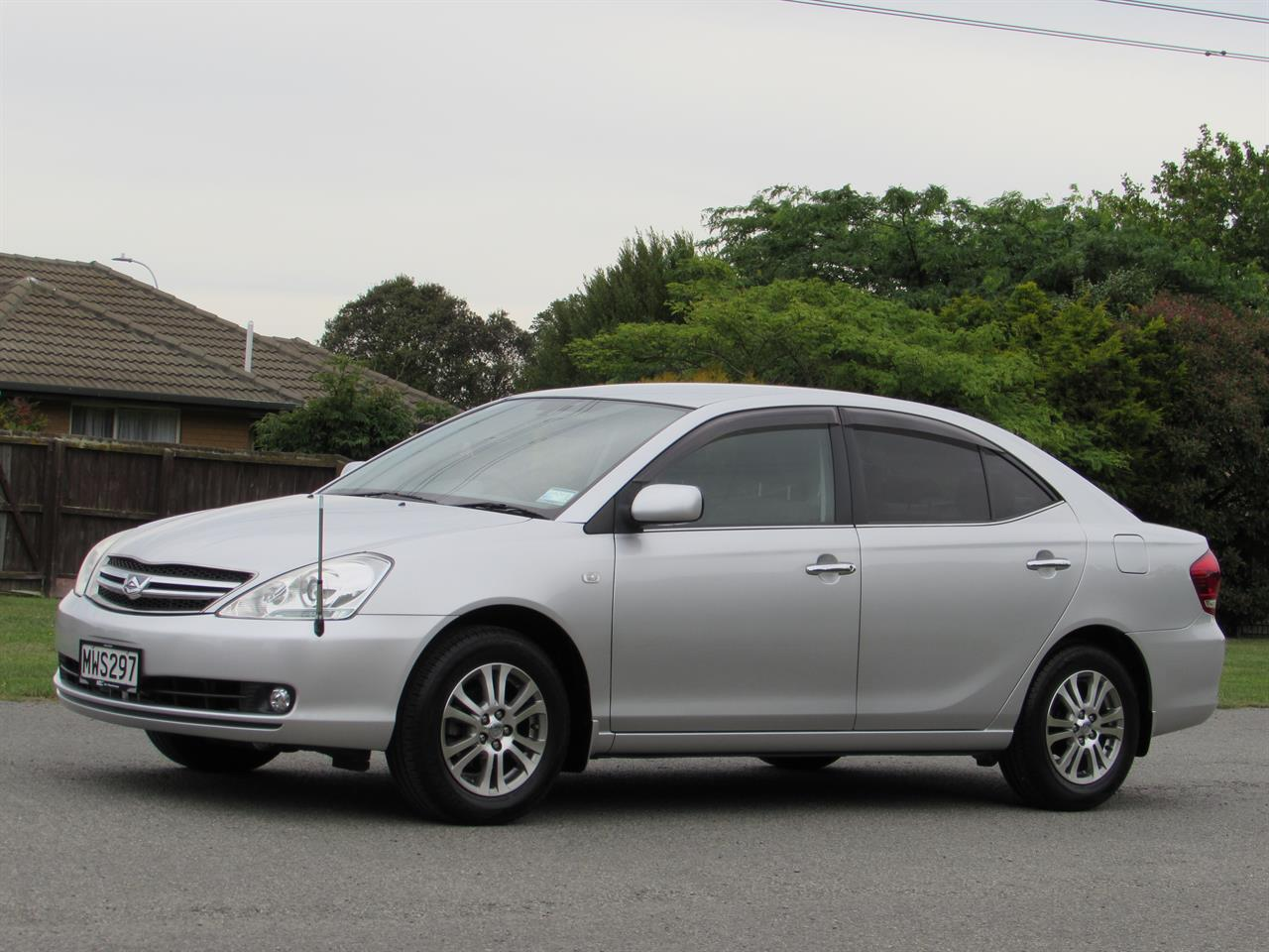 2007 Toyota ALLION only $39 weekly