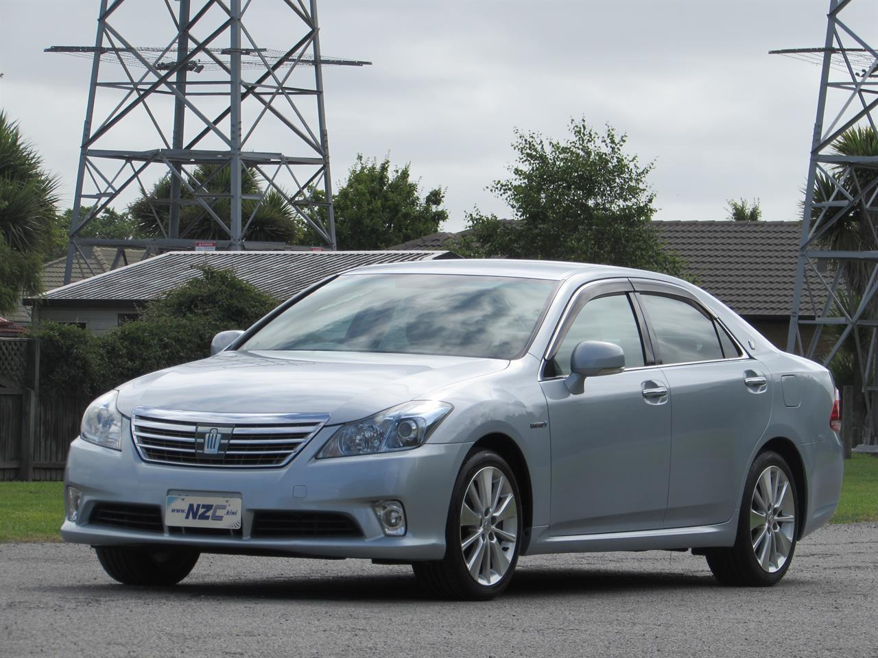 2010 Toyota Crown only $68 weekly