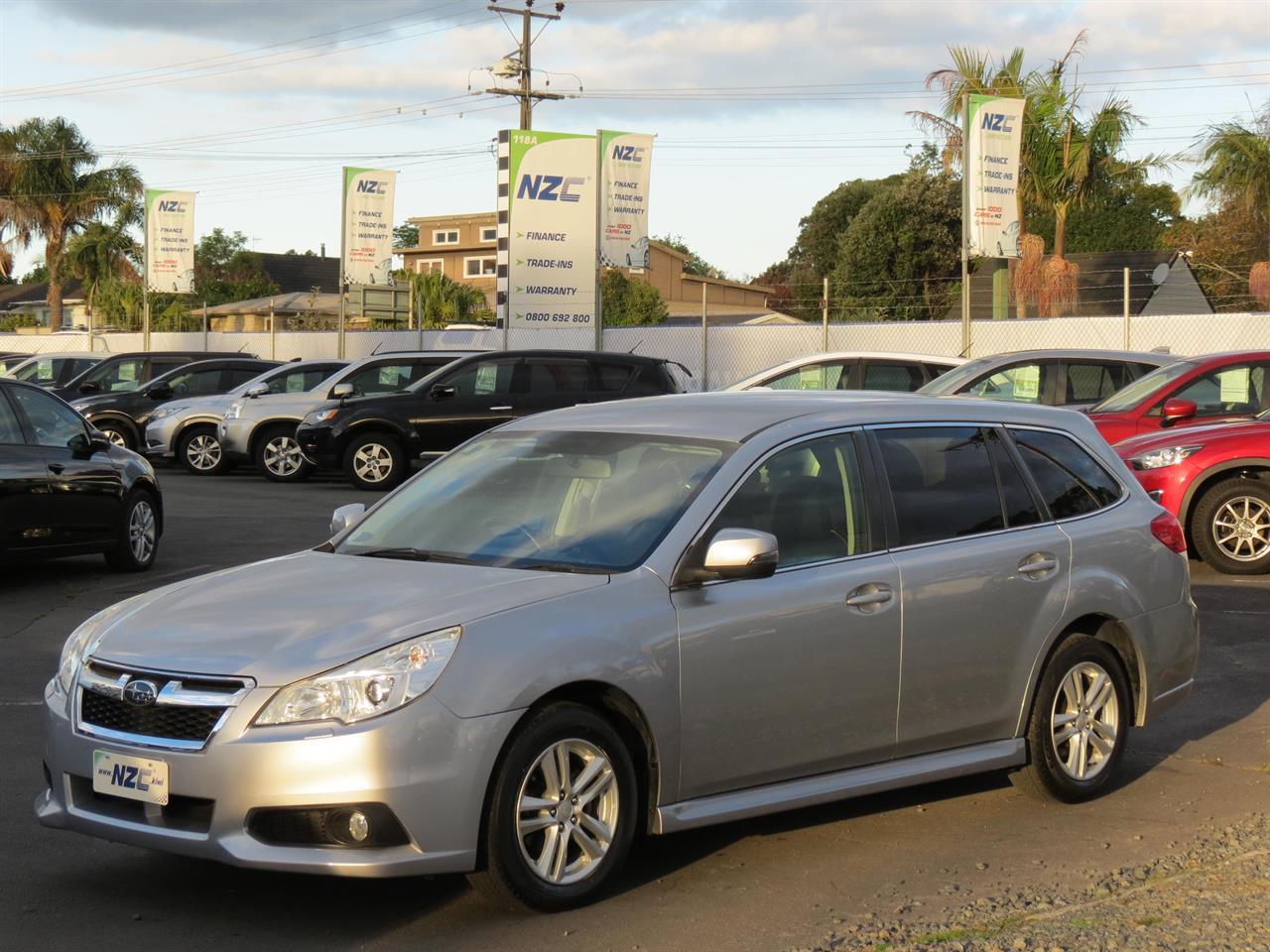 2012 Subaru Legacy only $45 weekly