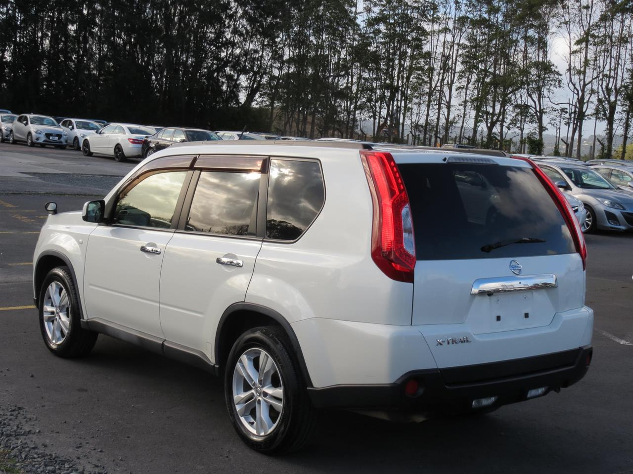 2012 Nissan X-TRAIL | only $48 weekly