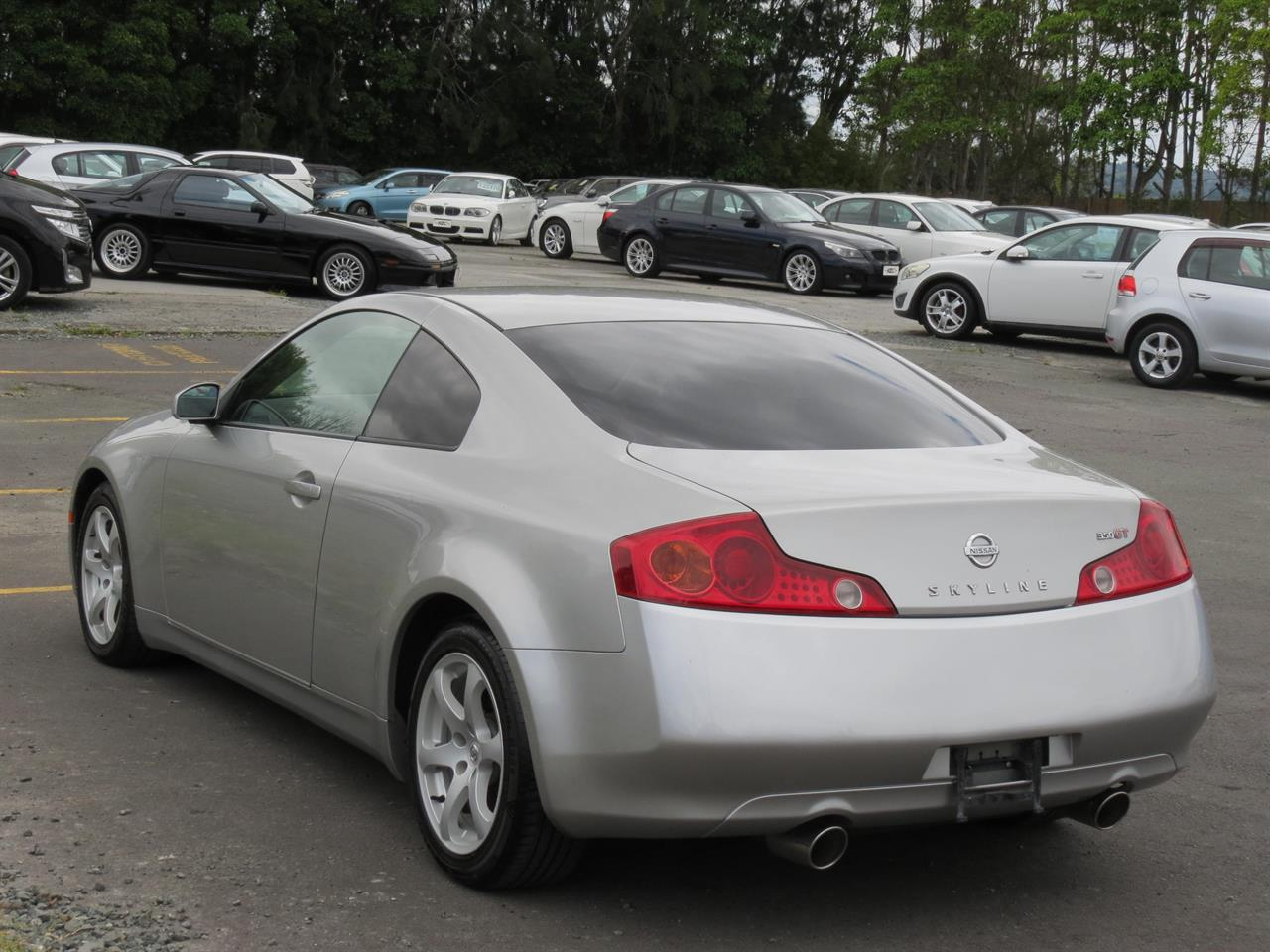 2005 Nissan Skyline   only $42 weekly