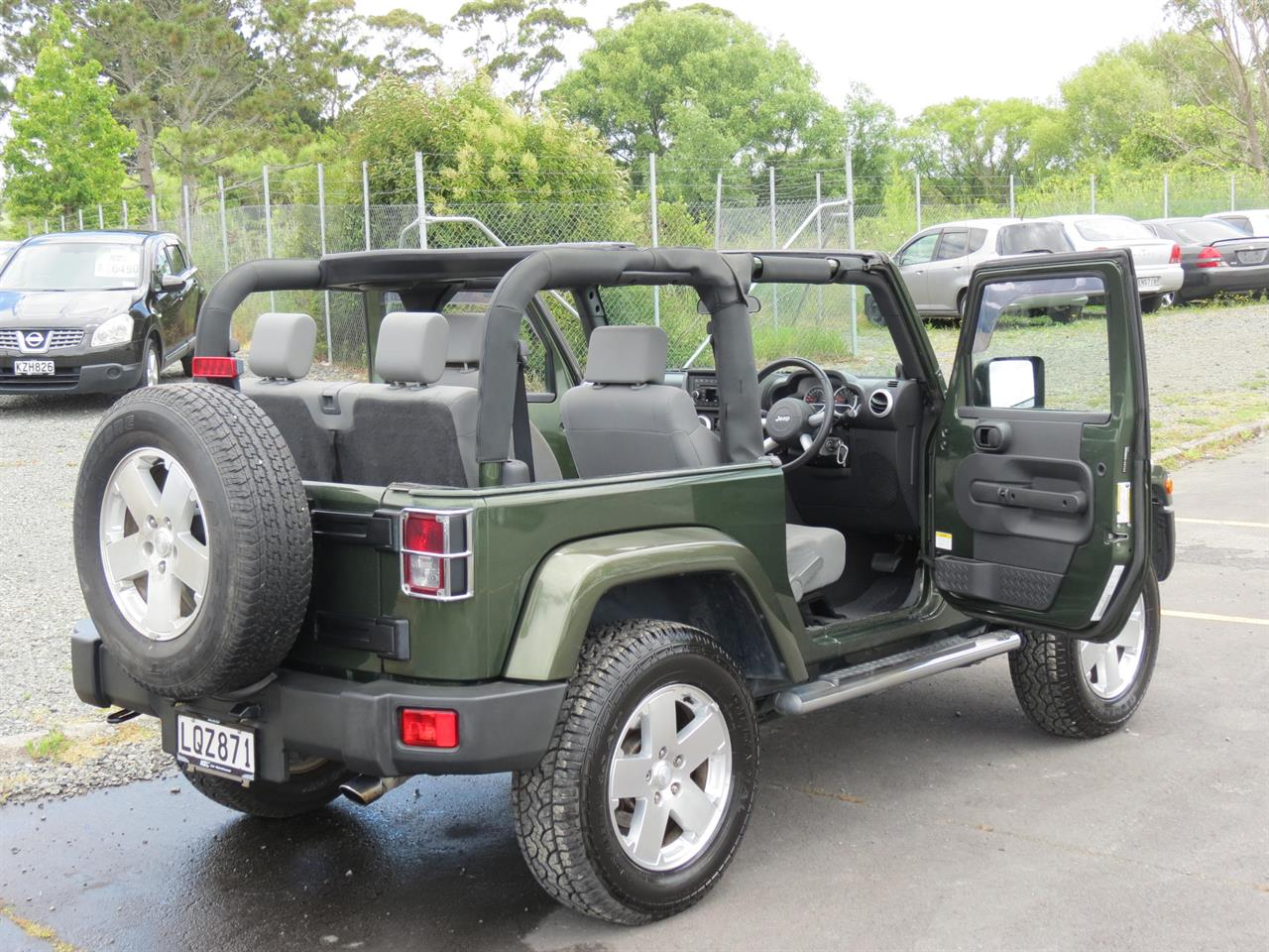 2009 Jeep WRANGLER | only $106 weekly