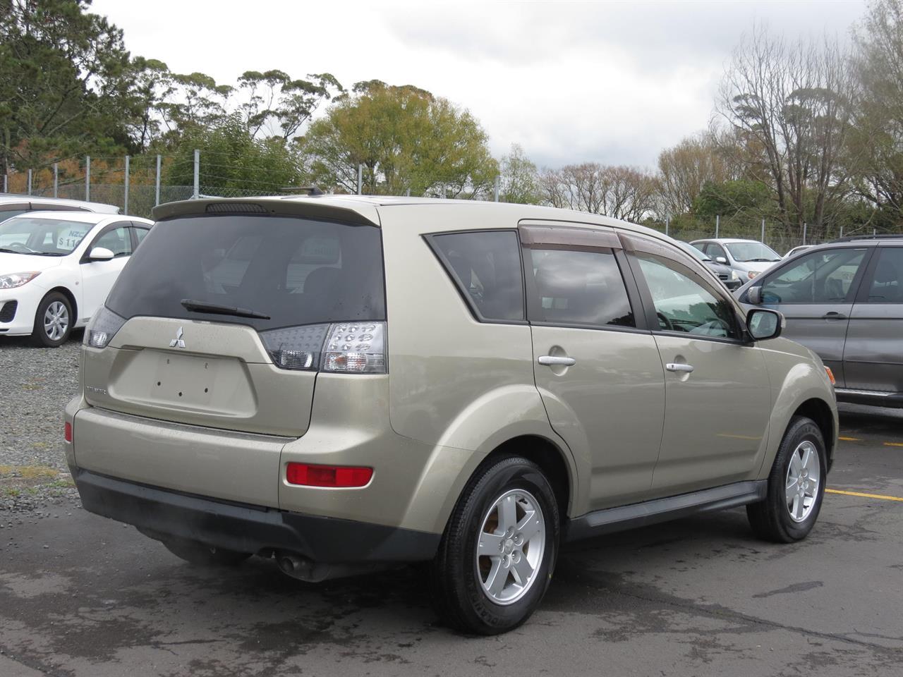 2009 Mitsubishi Outlander | only $42 weekly