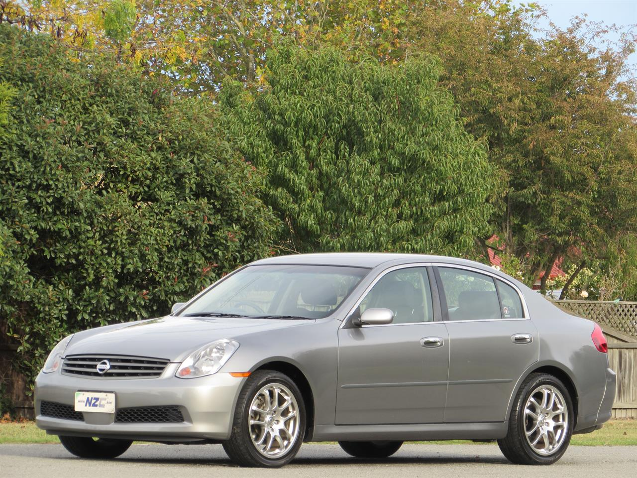2005 Nissan SKYLINE only $68 weekly