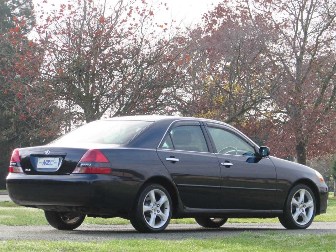 2001 Toyota MARK II only $51 weekly