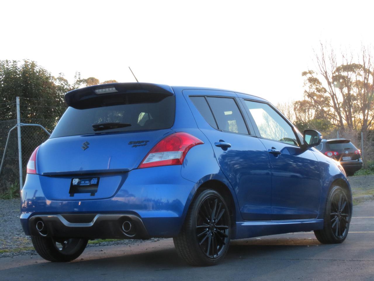 2013 Suzuki Swift | only $44 weekly