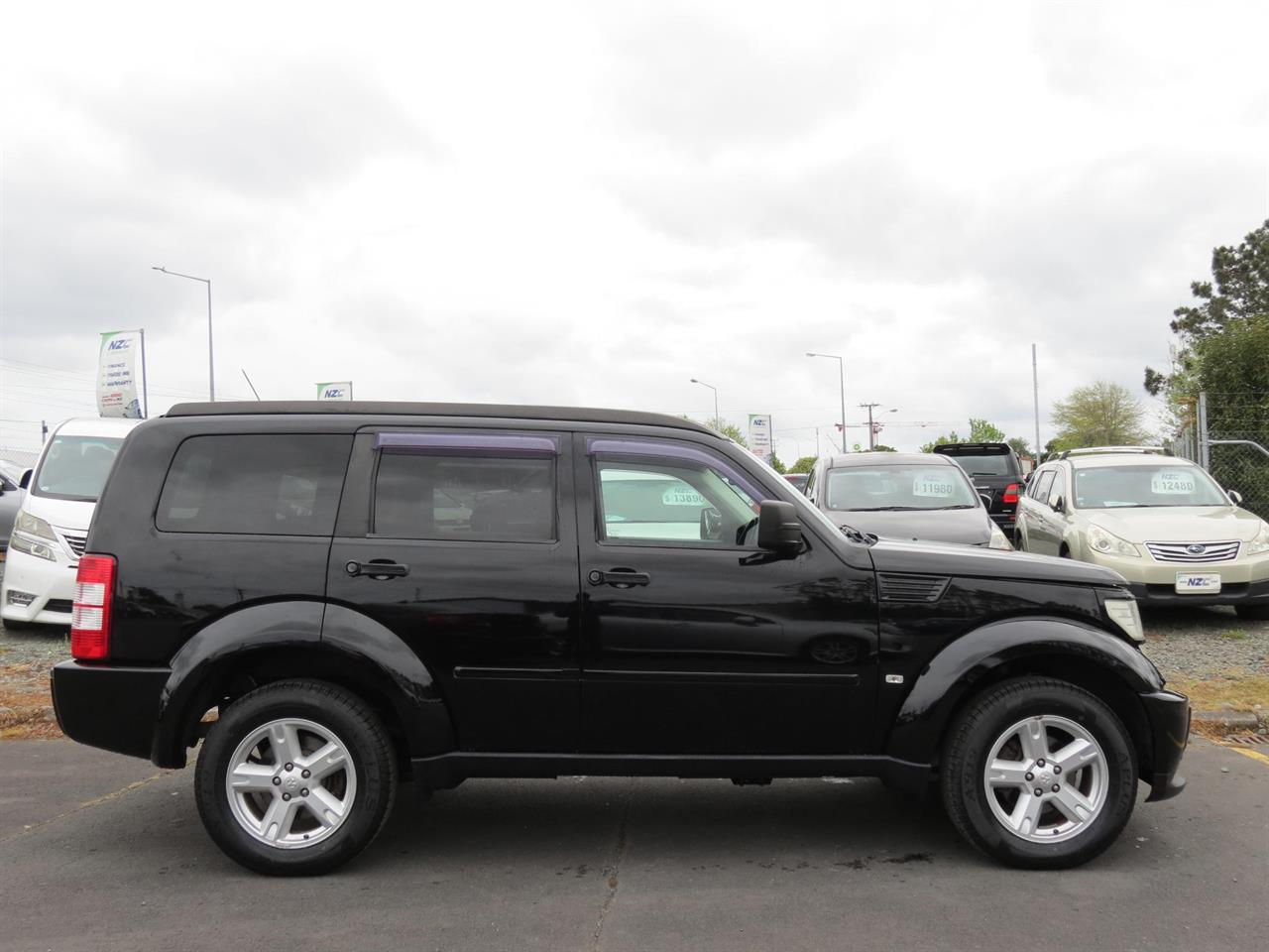 2007 Dodge NITRO only $54 weekly