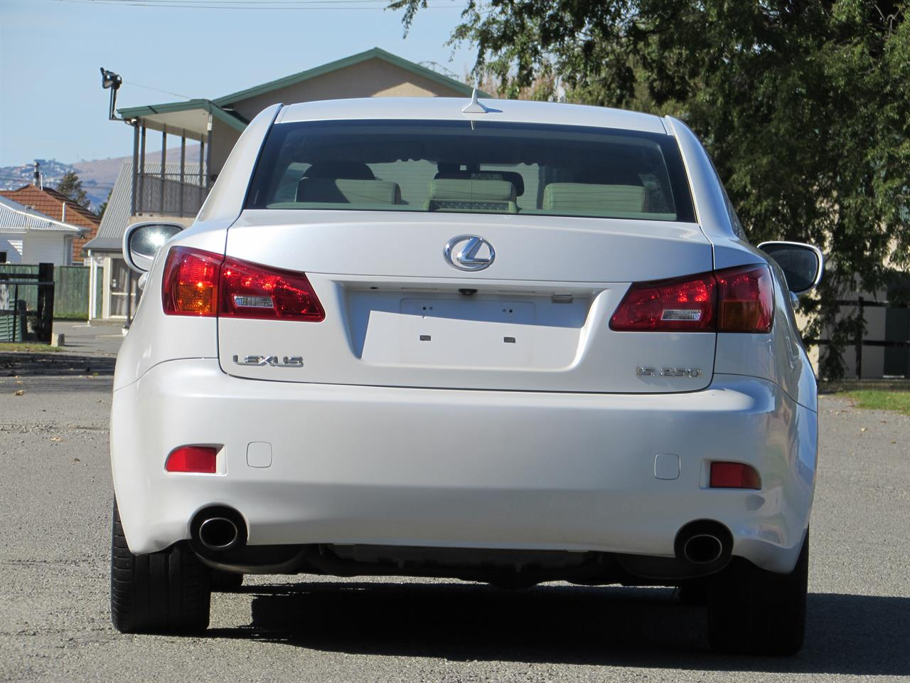 2007 Lexus IS 250 only $51 weekly