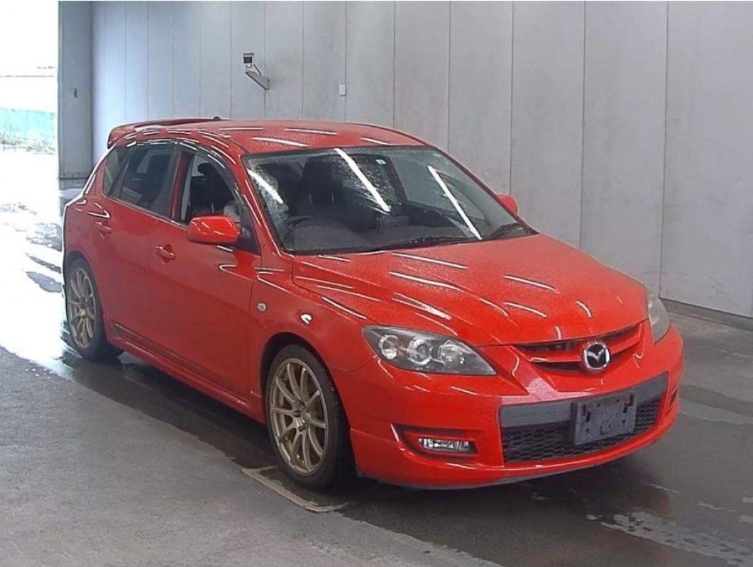 2007 Mazda Axela only $48 weekly