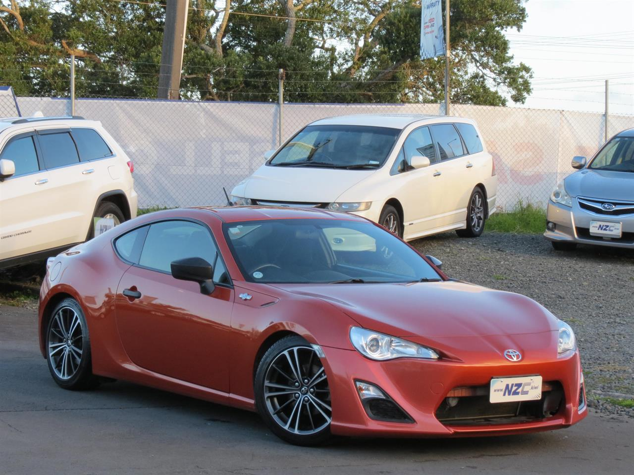 2014 Toyota 86 only $98 weekly