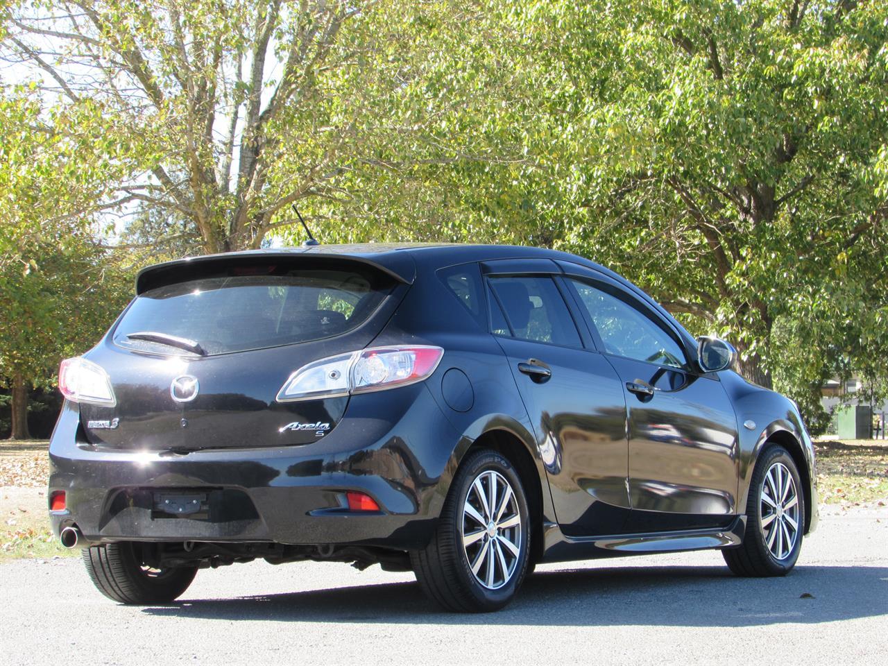 2012 Mazda AXELA   only $53 weekly