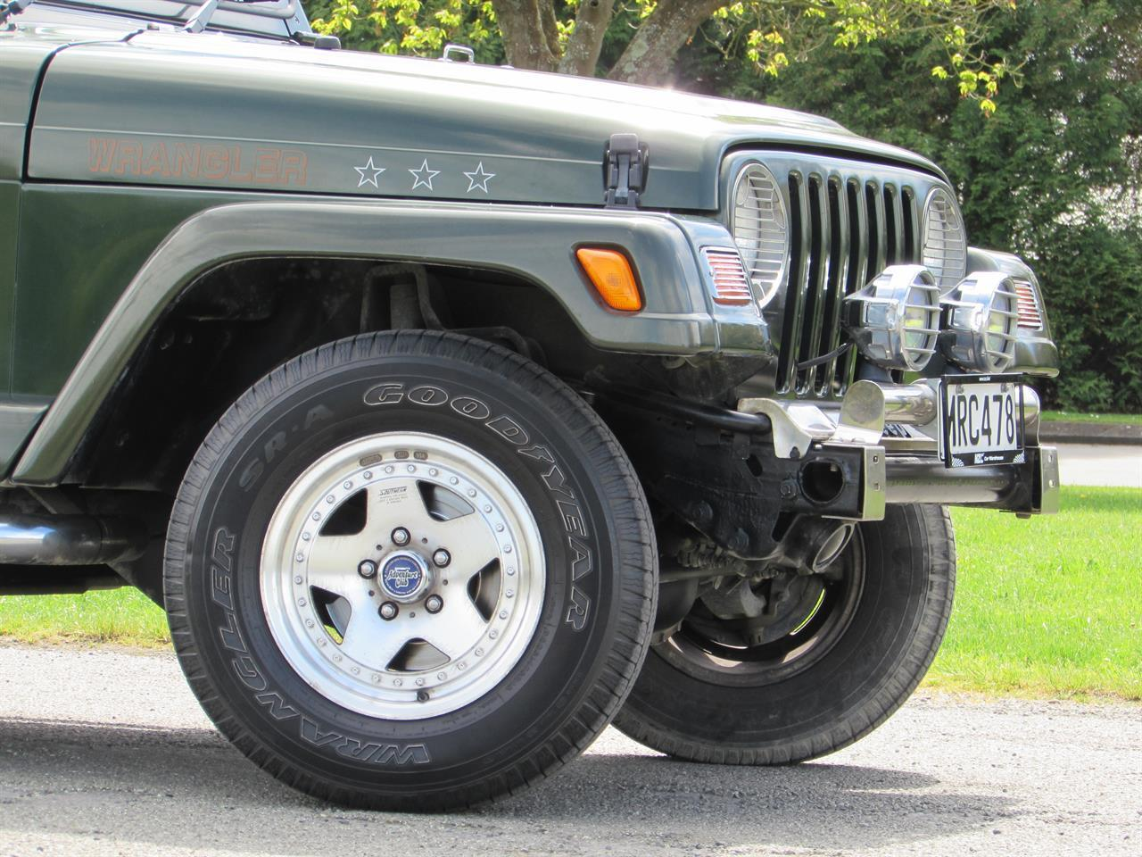1998 Jeep WRANGLER only $84 weekly