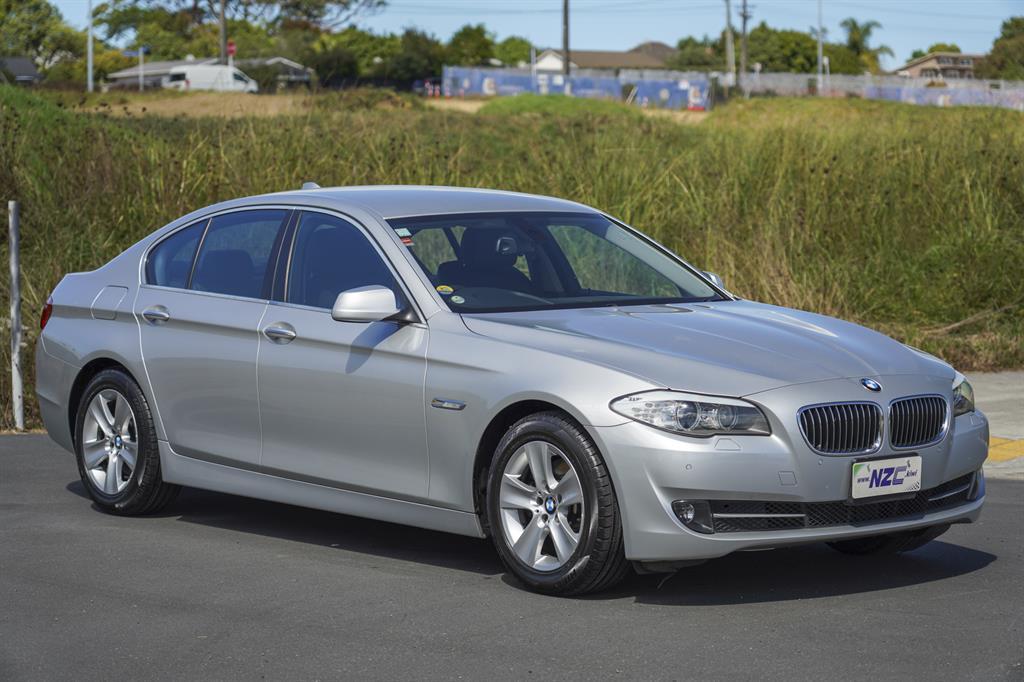 2011 BMW 528i
