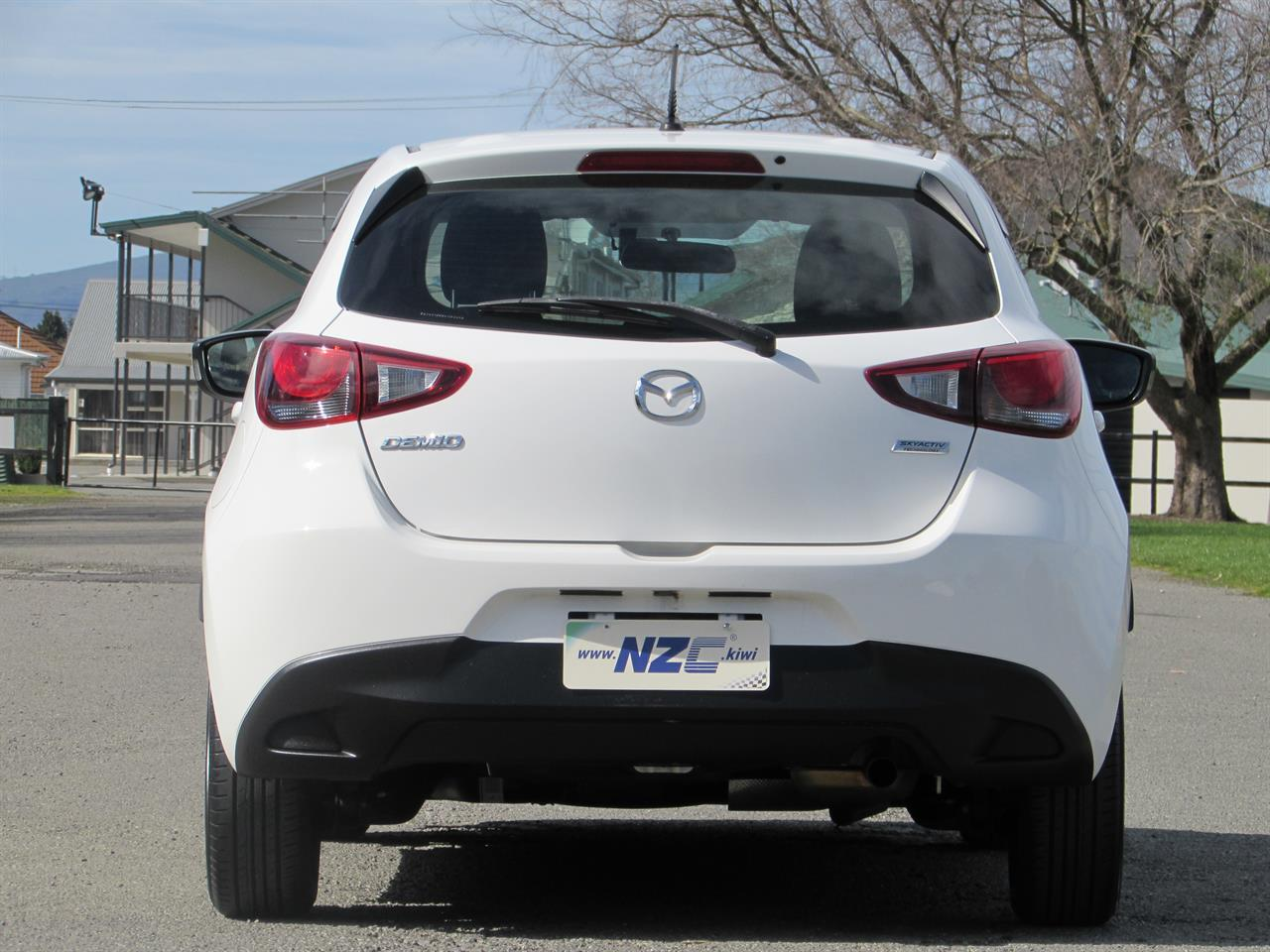 2016 Mazda Demio only $66 weekly